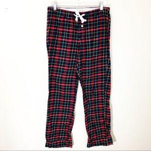 J. Crew Medium Pajama PJ Lounge Pants Drawstring